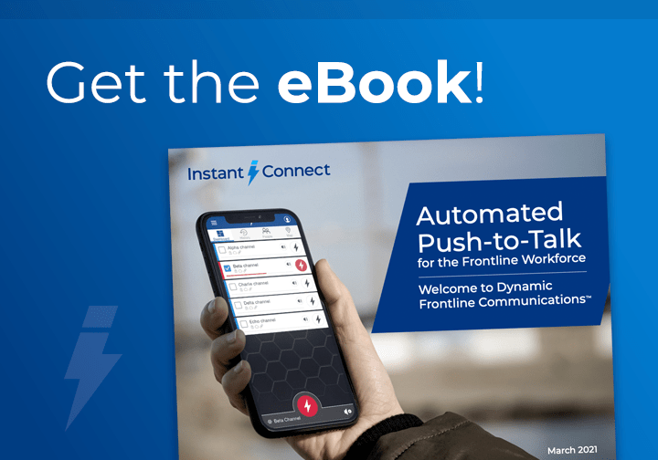 Automated Push-to-Talk eBook