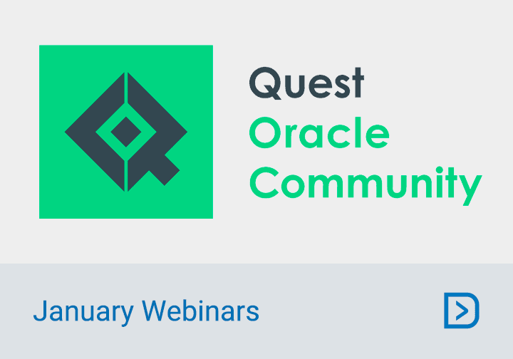 Quest Oracle Community
