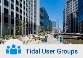 Tidal User Group Chicago / Mid-West
