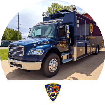 Sikeston Mobile Command Center