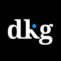 DKG Circle Logo