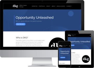 New DKG Website