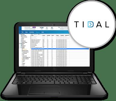 Tidal Laptop
